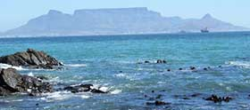 Cape Peninsula Holiday Villa - Table Mountain